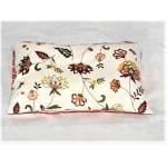 枕カバー/ピローケース サラサ ピンク 35cm×50cm用 しわになりにくい 乾きやすい