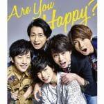 【発売日翌日以降お届け】<CD> 嵐 / Are You Happy?(初回限定盤)(DVD付)