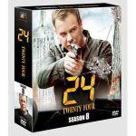 24-TWENTY FOUR-シーズン8 SEASONSコンパクト・ボックス 【DVD】 / キーファー・サザーランド
