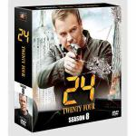 【DVD】24-TWENTY FOUR-シーズン8 SEASONSコンパクト・ボックス