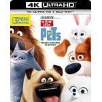 【4K ULTRA HD】ペット(4K ULTRA HD+ブルーレイ)