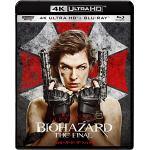 <4K ULTRA HD> バイオハザード:ザ・ファイナル(初回生産限定版)(4K ULTRA HD+ブルーレイ)
