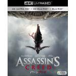<4K ULTRA HD> アサシン・クリード(4K ULTRA HD+3Dブルーレイ+ブルーレイ)