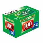 富士フイルム 135 FUJICOLOR-S 100 24EX 1 カラーネガフィルム