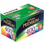 富士フイルム 135 PREMIUM 400 36EX 1 カラーネガフィルム
