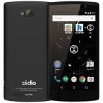 Covia(コヴィア) CP-VL5A [LTE対応]SIMフリースマートフォン 「i-dio Phone」 16GBブラック