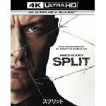 【4K ULTRA HD】 スプリット(4K ULTRA HD+ブルーレイ)