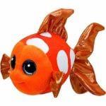 TY SAMI サミ ビーニーブーズ 魚 Mサイズ 15cm