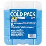 キャプテンスタッグ CAPTAIN STAG 抗菌コールドパック Mサイズ 750g 保冷剤 ポリエチレン(無機系抗菌剤使用) M-9504