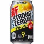サントリー S ST-196℃ストロングゼロWレモン 350mL