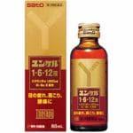 佐藤製薬 ユンケル1・6・12液 60ml×1本 【第3類医薬品】