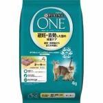 ネスレ ピュリナ ワン 避妊・去勢した猫の体重ケア 子ねこから全ての年齢に ターキー 4kg