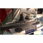 フジミ (再生産)1/ 350 旧日本海軍航空戦艦 伊勢プラモデル