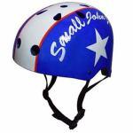 石野商会 WK-01 シェル型子供用ヘルメット noce  スターブルー