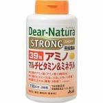 アサヒ ディアナチュラ ストロング 39種アミノマルチビタミン&ミネラル 100日分 300粒 【栄養機能食品】