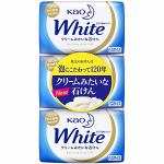 花王 花王ホワイト バスサイズ 130g×3個入 【日用消耗品】