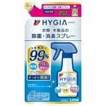 ライオン トップ HYGIA(ハイジア) 衣類・布製品の除菌・消臭スプレー つめかえ用 320ml