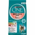 ネスレ日本  ピュリナワン キャット 美味を求める成猫用 1‐10歳 サーモン  2.2kg