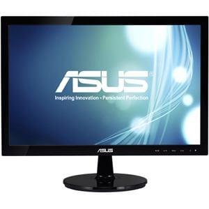 ASUS 18.5 LCDディスプレイ VS197TE