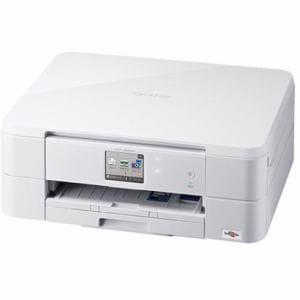 ブラザー 「PRIVIO(プリビオ)」 A4カラープリント対応 インクジェット複合機 ホワイト DCP-J562N