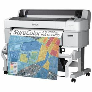 【SureColorキャンペーン2016対象品】 エプソン SC-T52RC6 「SureColor」 A0カラーインクジェットプリンター