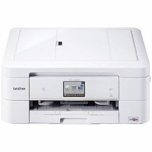 ブラザー DCP-J968N-W A4プリント対応 インクジェット複合機 「PRIVIO(プリビオ)」 ホワイト