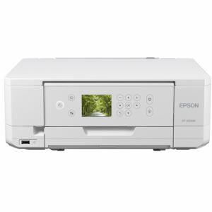 エプソン EP-810AW A4カラー対応 インクジェットプリンター 「Colorio(カラリオ)」 ホワイト
