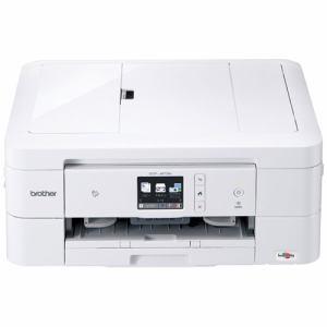 ブラザー DCP-J973N-W A4プリント対応 インクジェット複合機 「PRIVIO(プリビオ)」 ホワイト