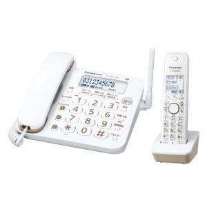 【クリックでお店のこの商品のページへ】Panasonic コードレス電話機 VEGD23DLW