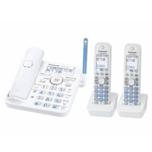 Panasonic コードレス電話機 VEGD53DW-W
