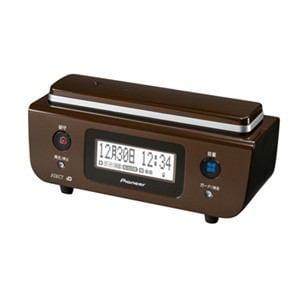 パイオニア 【子機なし】デジタルコードレス留守番電話機 チョコレートブラウン TF-FD31S-T