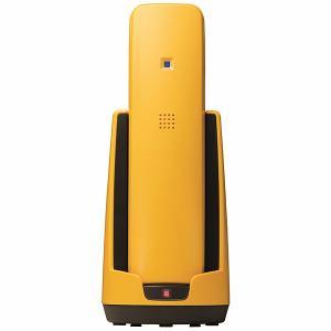 パイオニア(PIONEER) デジタルコードレス留守番電話機 イエロー TF-FD15S-Y