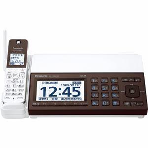 パナソニック 【子機なし】デジタルコードレス普通紙FAX 「おたっくす」 ピアノホワイト KX-PD102D-W