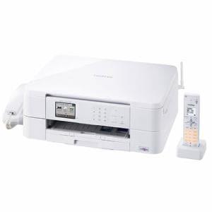 ブラザー MFC-J737DN A4対応 FAX複合機 「PRIVIO(プリビオ)」 (コードレス受話器1台付) ホワイト