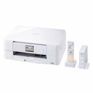 ブラザー MFC-J837DN A4対応 FAX複合機 「PRIVIO(プリビオ)」 (コードレス受話器1台付) ホワイト
