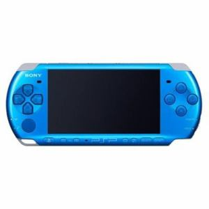 プレイステーション・ポータブル(バイブラント・ブルー ) PSP-3000VB