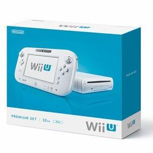 任天堂 Wii Uプレミアムセットshiro WUP-S-WAFC