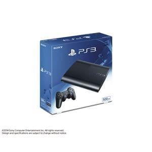 SONY PlayStation3 チャコール・ブラック 500GB CECH-4300C