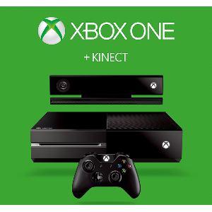 Xbox One + Kinect  7UV-00103