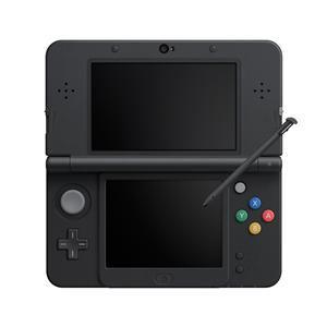 任天堂 【New3DS】Newニンテンドー3DS ブラック KTR-S-KAAA
