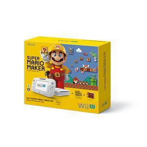 任天堂 Wii U スーパーマリオメーカー セット WUP-S-WAHA