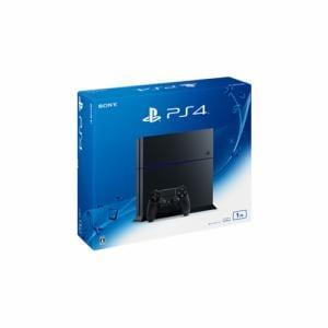 SONY PlayStation4 ジェット・ブラック 1TB CUH-1200BB01