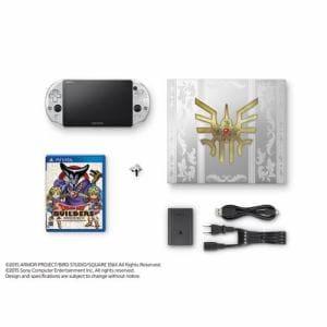 【お一人様1台限り】SONY PlayStation Vita ドラゴンクエスト メタルスライム エディション