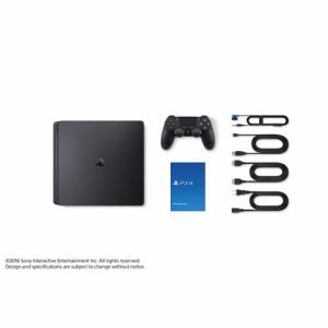 PlayStation4 ジェット・ブラック 500GB CUH-2000AB01