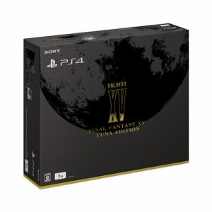 PlayStation4 FINAL FANTASY XV LUNA EDITION CUHJ-10013