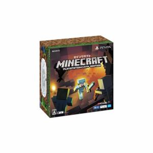 PlayStationVita Minecraft Special Edition Bundle PCHJ-10031