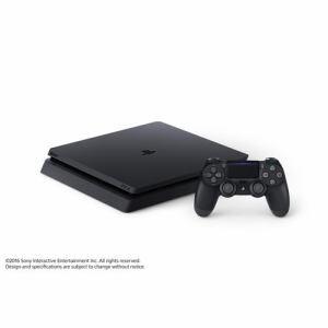 ソニー PlayStation4 ジェット・ブラック 500GB CUH-2100AB01