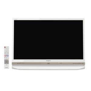 シャープ AQUOS(アクオス) 32V型地上・BS・110度CSデジタル ハイビジョンLED液晶テレビ (ホワイト) LC-32R30-W