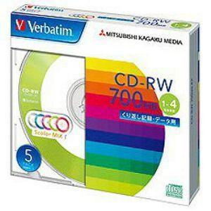 三菱ケミカルメディア SW80QM5V1 CD-R・RW