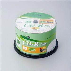 HerbRelax YCR-D50A1 ヤマダ電機オリジナル CD-R 50枚 データ用